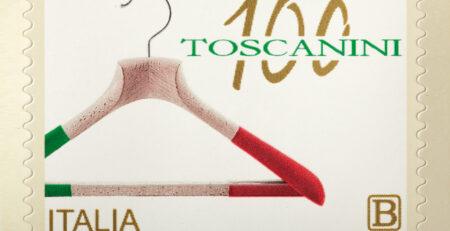 Francobollo Toscanini